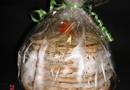 Les pains surprise saumon fumé